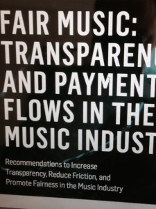 fair music report