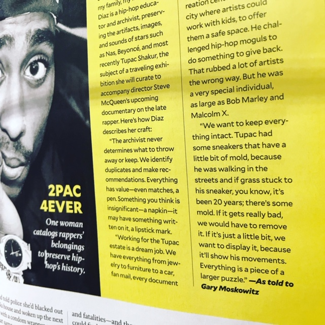 How Do You Archive Hip Hop? | Gary Moskowitz